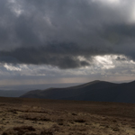 Rain on the Howell Fells