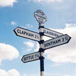 Keasden crossroads