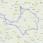 xmas pud route
