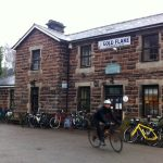 Delamere station cafe