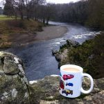 The River Lune at Devil's Bridge, Kirkby Lonsdale