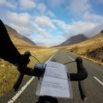 Cycling on Ardgour