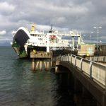 Craignure ferry, Mull