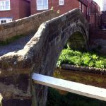Packhorse Bridge in Stokesley
