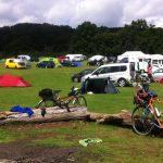 Debden campsite