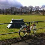 Selkirk campsite