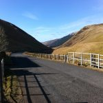 Top of the Pass of Moffatdale