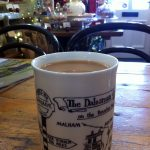 Tea at the Dalesman Cafe