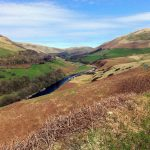 Howgills and the River Lune