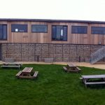 Spurn Head visitors centre