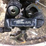 Scott MTB LX rear derailleur