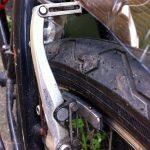 Scott MTB LX v brakes