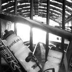 Trek in Penzance station