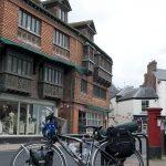 Trek bike in Devon