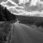 Steep road at Garsdale Head